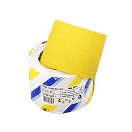Siarexx Rouleau du Papier de Verre 25m x 95mm