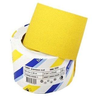 Siarexx Schuurpapier op Rol 95mm x 25m
