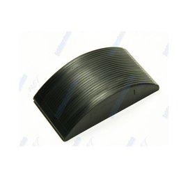 Schuurblok Rubber Zwart