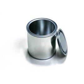 Verfblik 1 Liter met Deksel