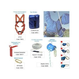 Tractel Vertical Fall Protection