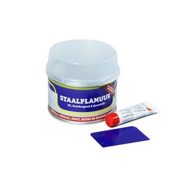 Mondial 2K Steel Putty 240g, 485g, 980g, 1950g