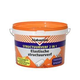 Alabastine Elastische Structuurverf 2-in-1