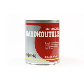 Mondial Hardwood oil 750ml or 2.5L