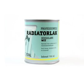 Mondial Radiatorlak High Gloss White