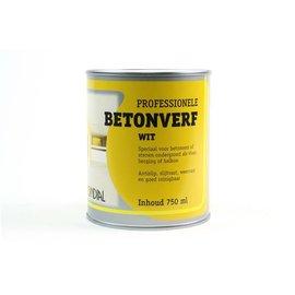 Mondial Betonverf 1 Component Wit / Grijs