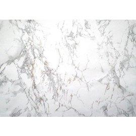 Marble Slab Plastic White 45cm x 2m