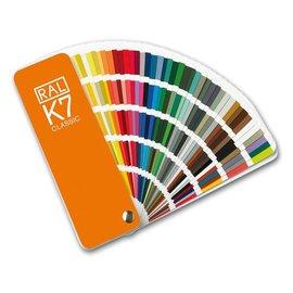 K7 Mini RAL-Farbpalette