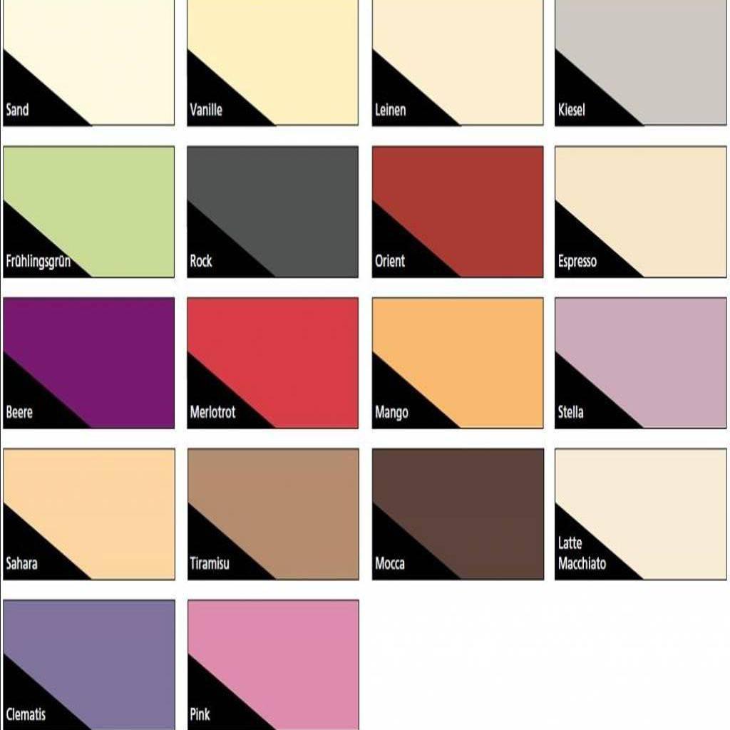 Kleurig Wonen Latex Paint in 18 trendy colors ...