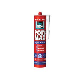Bison Poly Max High Tack Express Wit