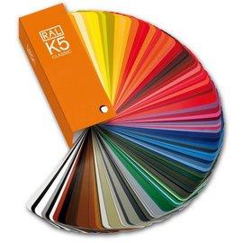 RAL K5 Colour Range