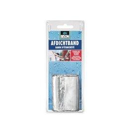 Bison Bleidichtband Grau / Aluminium