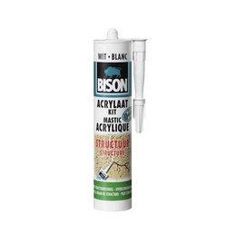 Bison Acryl Textur Weiß 310ml