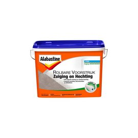 Alabastine Rollable Primer Suction and Adherence