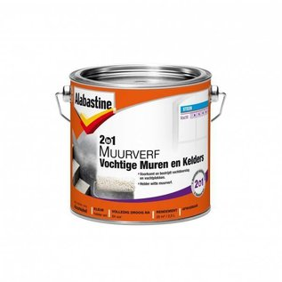 Alabastine 2-in-1 Wet Paint For Walls