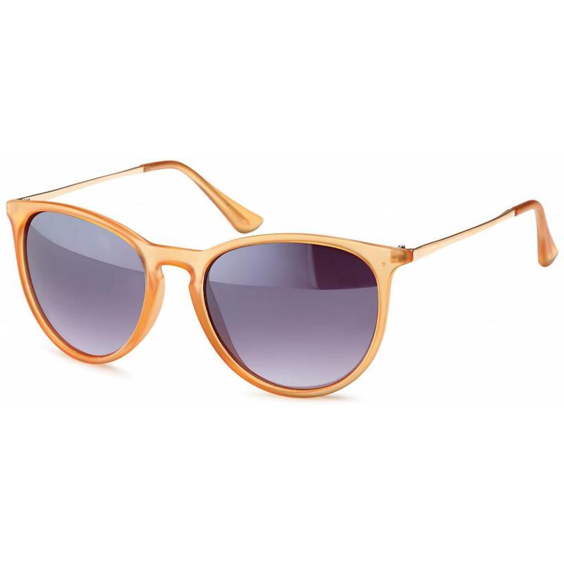 Oranje/Gele Zonnebril