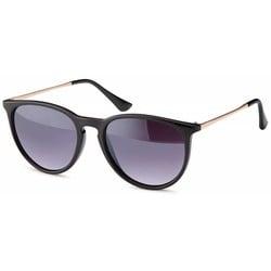 Fashion zonnebril donker