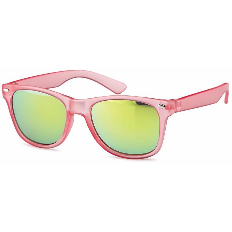 Roze kinder zonnebril
