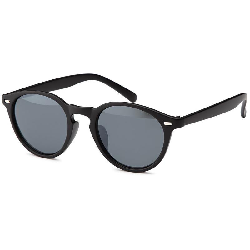 Klassieke matzwarte zonnebril