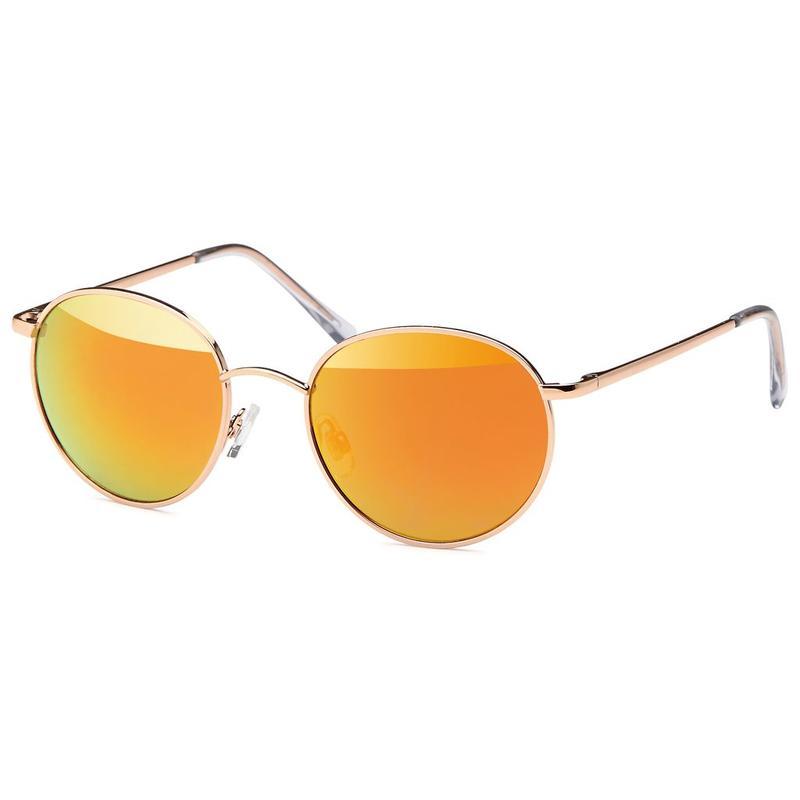 The Golden Eye Orange Zonnebril