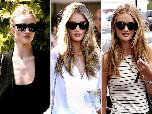 Fashion zonnebrillen