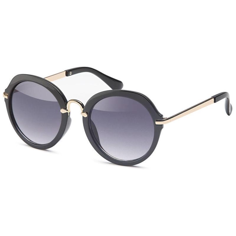 ronde glazen bril
