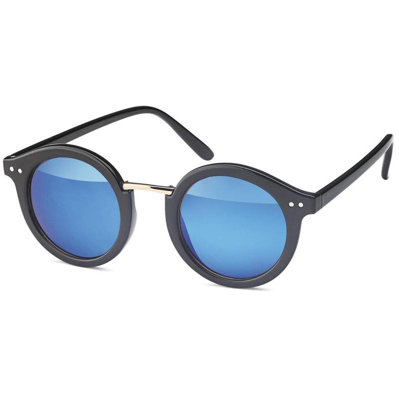 Ibiza zonnebril blauw