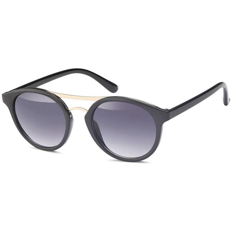 Klassieke zwarte zonnebril