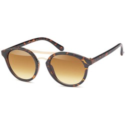 Klassieke zonnebril leopard