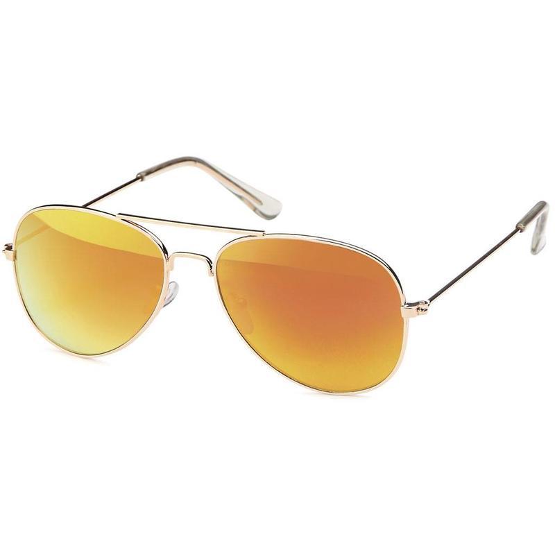 Oranje Kinder Piloten Zonnebril