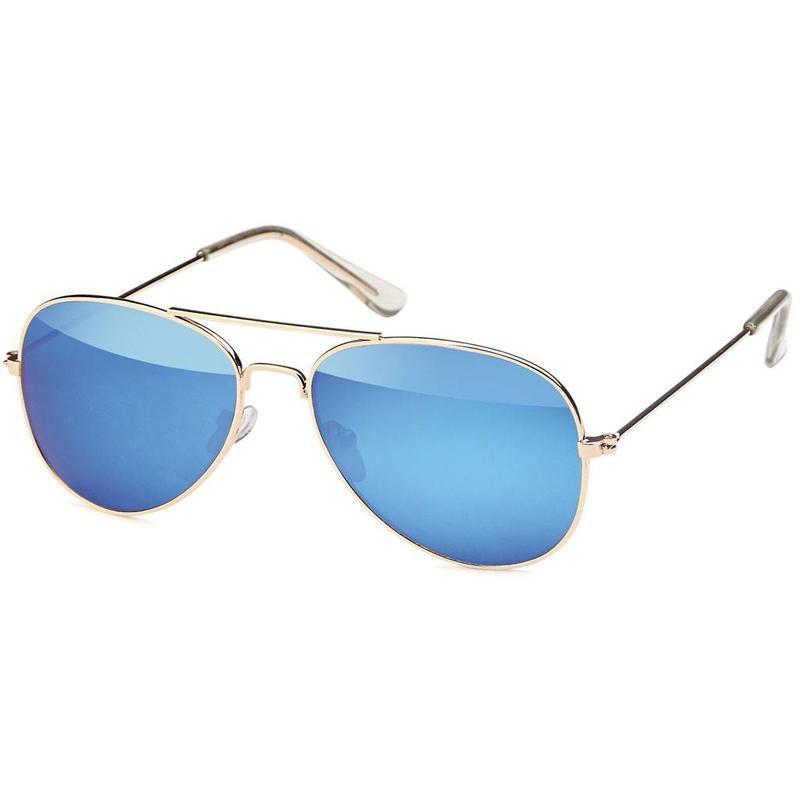 Blauwe Kinder Piloten Zonnebril