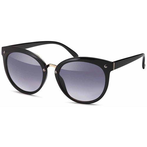 Trendy Zwarte Zonnebril