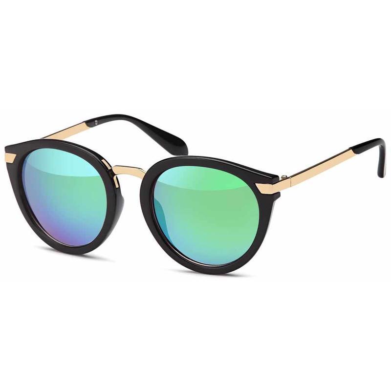 Sierlijke Zonnebril Groen