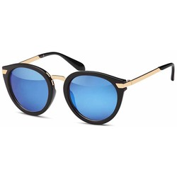 Sierlijke Blauwe Zonnebril