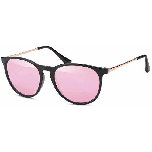 Roze Aviator Zonnebril