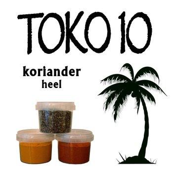 Toko10 korianderzaad (ketoembar)