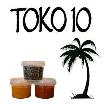 Toko10 kruidnagels (heel)