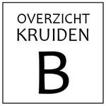 B - KRUIDEN
