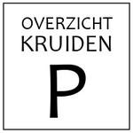 P - KRUIDEN