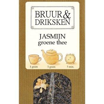 Bruur jasmijn groene thee