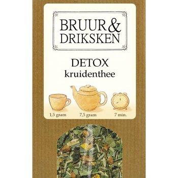 Bruur Detox kruidenthee