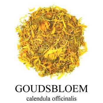 Bruur goudsbloem kruidenthee