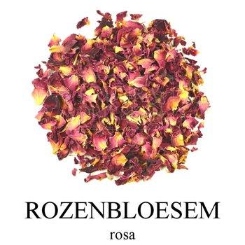 Bruur rozenbloesem (bloemblaadjes van de roos)