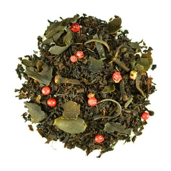 ZeeThee met zwarte thee en blaaswier