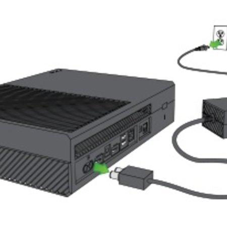 Geeek Ladegerät AC Adapter für Xbox One