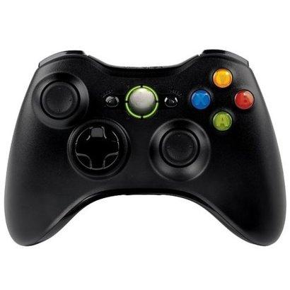 Geeek Xbox 360 Wireless Controller Black