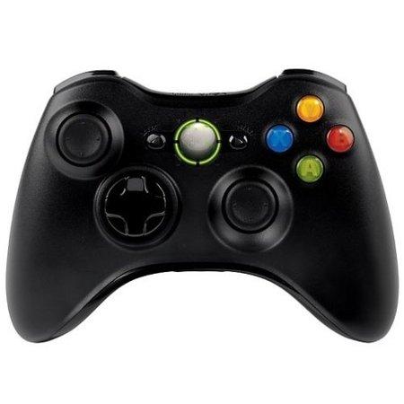 Geeek Wireless Controller für Xbox 360 Schwarz