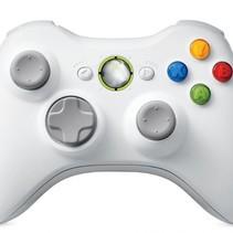 Wireless Controller Weiss für Xbox 360