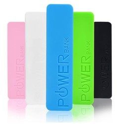 Geeek Mini Powerbank 2600mah voor Smartphones en Tablets