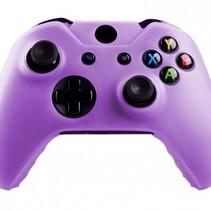 Silicone Cover  Skin für Xbox One (S) Controller - Lila